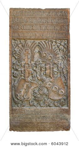 Medieval Barelief