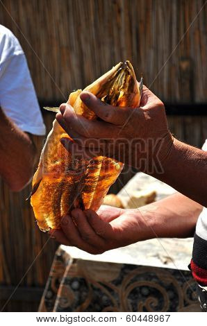 Dried And Smoked Fish