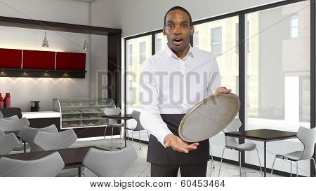 Coffee Shop Server