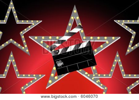 Clapboard Background
