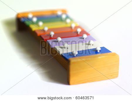 Colourful Chimes - Buntes Glockenspiel