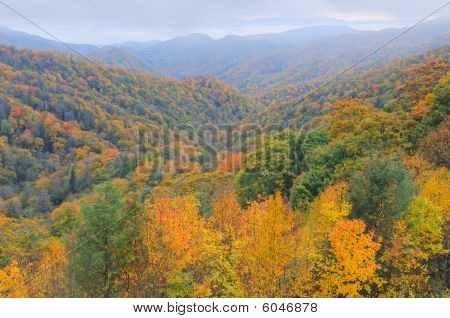 Autumn Blue Ridge Parkway