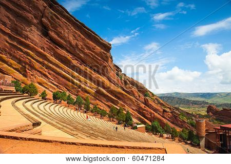 Historic Red Rocks Amphitheater