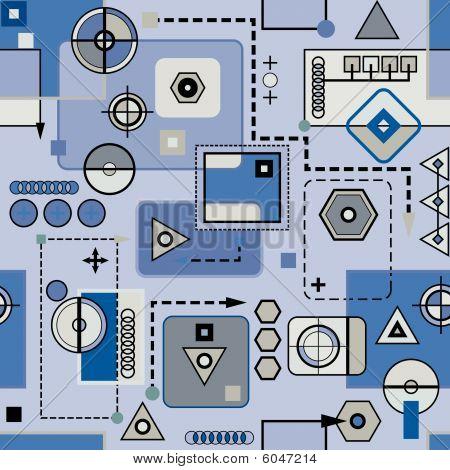 Mecánica de patrones sin fisuras