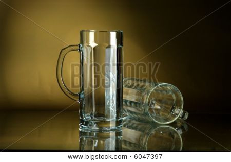 Mugs for beer