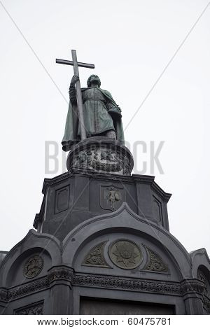 Monument Of Vladimir The Great, Kiev, Ukraine
