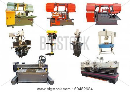 The image of a metalwork equipment