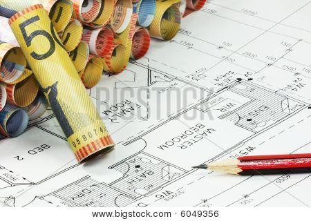 Planos & de dinheiro