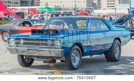 Larry Griffith Dart At The Woodward Dream Cruise