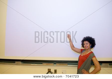 African American student teaching