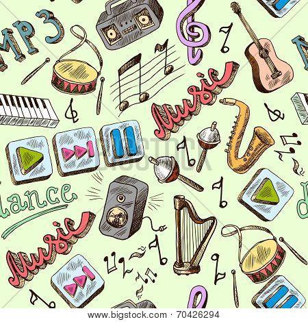 music seamless