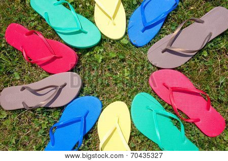 Flip-flop Circle