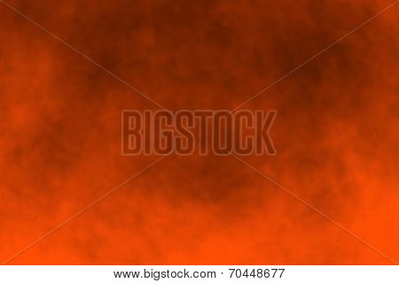 An abstract orange and a Halloween background