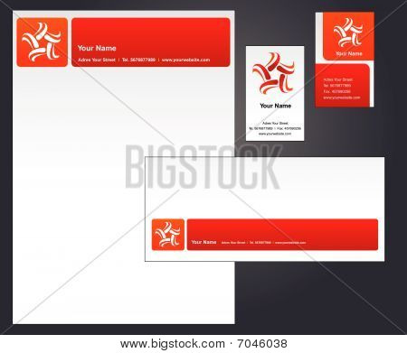 Stationary / Letterhead Design