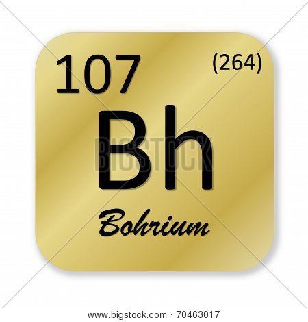 Bohrium element