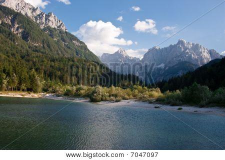 Julian Aplis in Slovenia Mountains