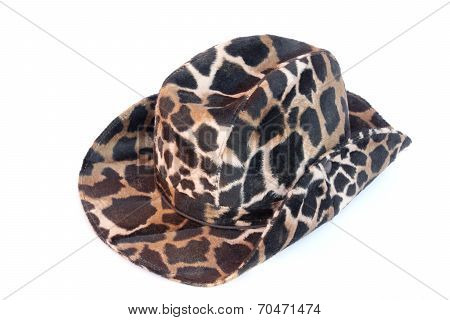 Velveteen Stetson Leopard Colours