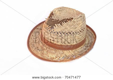 Leaky Straw Hat