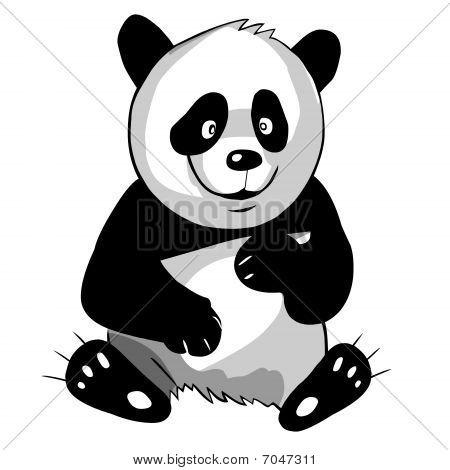 bear panda