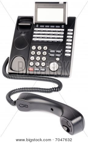 Digital Telephone Off-hook