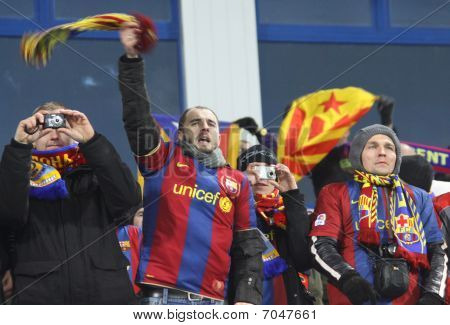 Fc Barcelona Fans