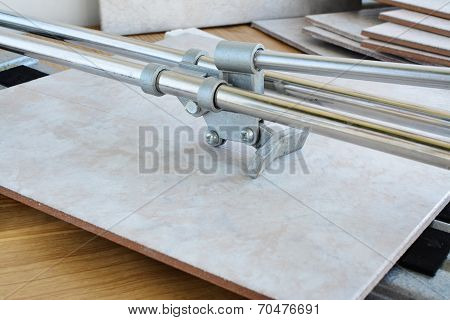 Tile Cutter And Ceramic Tiles