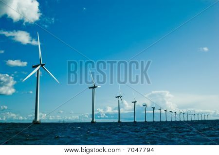 Windmills Further, Horizontal