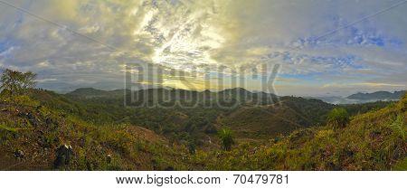 Panorama Mountain