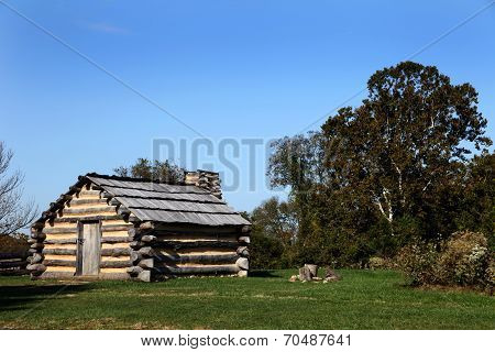 Revolutionary War Cabin - Valley Forge