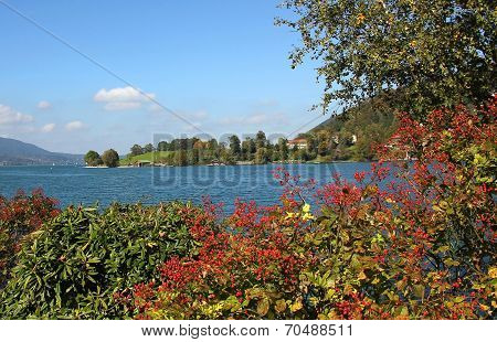 Idyllic Lakeside Tegernsee
