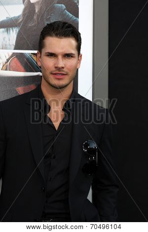 LOS ANGELES - AUG 20:  Gleb Savchenko at the