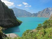 pic of luzon  - Soaking in the gorgeous view of all that Pinatubo and her crater lake have to offer in Luzon - JPG