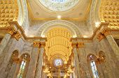 pic of church interior  - Interior Inside A Catholic Church - JPG