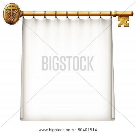 Medical Key Banner