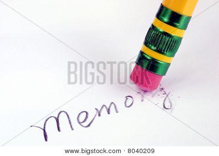 Pérdida de memoria como demencia u olvidar malos recuerdos