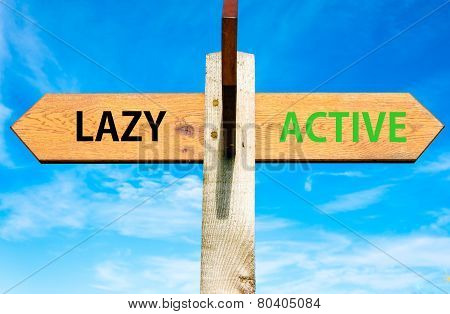 Lazy versus Active messages