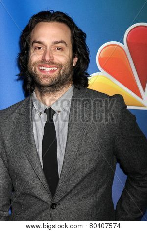 LOS ANGELES - DEC 16:  Chris D'Elia at the NBCUniversal TCA Press Tour at the Huntington Langham Hotel on December 16, 2015 in Pasadena, CA