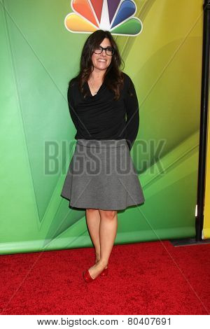 LOS ANGELES - DEC 16:  Rebecca Corry at the NBCUniversal TCA Press Tour at the Huntington Langham Hotel on December 16, 2015 in Pasadena, CA