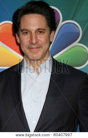 LOS ANGELES - DEC 16:  Scott Cohen at the NBCUniversal TCA Press Tour at the Huntington Langham Hotel on December 16, 2015 in Pasadena, CA
