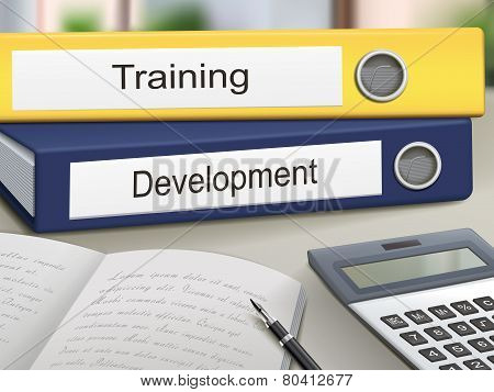 Training And Development Binders