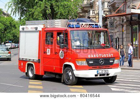 Mercedes-benz Vario 816D