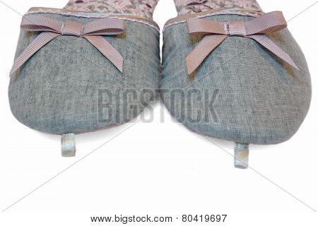 Women's Slippers Are Like Ballet Flats