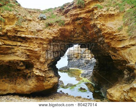 The Grotto at the Great ocean road