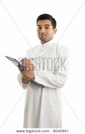 Ethnic Business Man