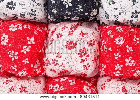 sewed quilt