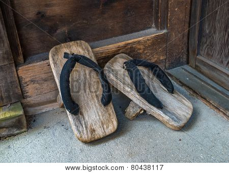 Geta, Traditional Japanese Footwear