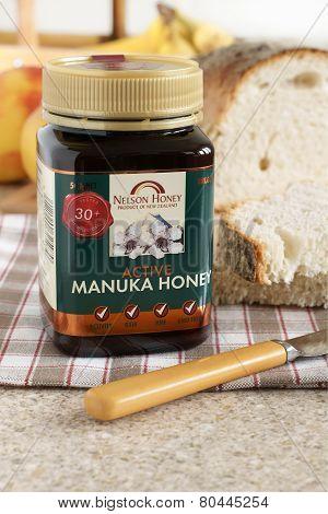 Nelson Manuka Honey