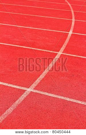 Background Running Track