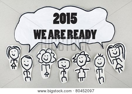 2015 We Are Ready