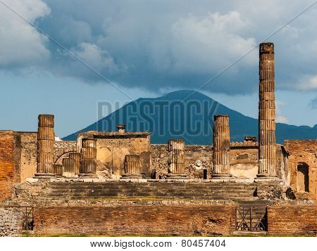 Old Roman Temple